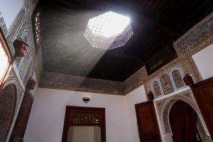 luxury riads for sale marrakech - restored ancient plasterwork - bosworthpropertymarrakech.com