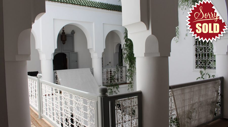 Beautiful Riad For Sale Marrakech - Riads For Sale Marrakech - Marrakech Realty - Marrakech Real Estate - Immobilier Marrakech - Riads a Vendre Marrakech