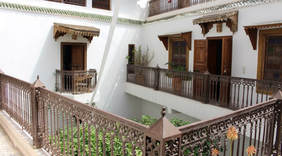 Iconic Riad For Sale Marrakech from Bosworth Property - Riads For Sale Marrakech - Buy Riad Marrakech - Subscribers Only