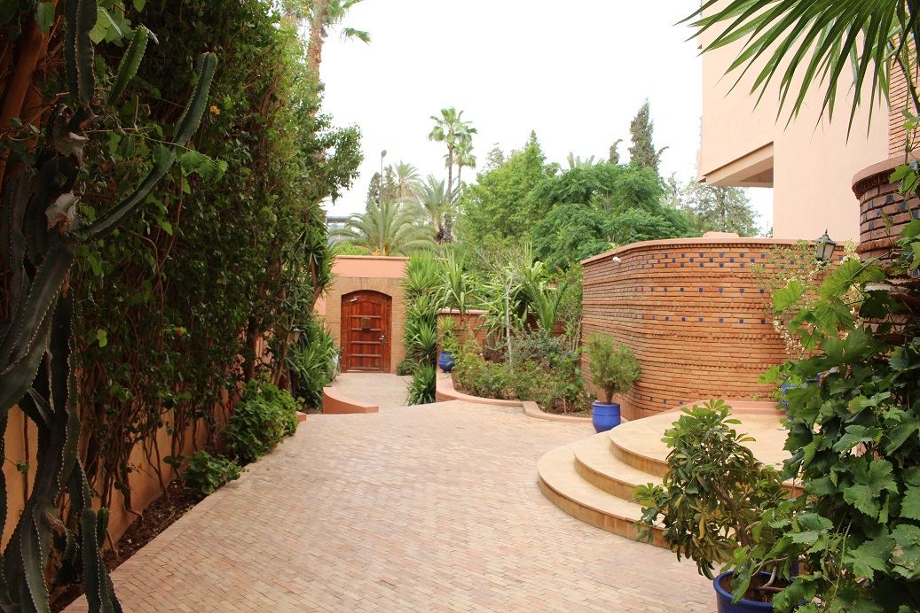 Apartment For Sale Hivernage Marrakech - Riads For Sale Marrakech - Apartments For Sale Marrakech - Luxury Apartments For Sale