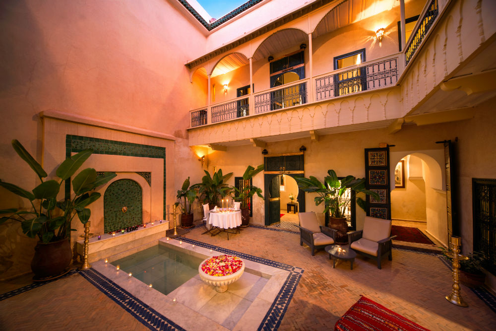 Top riad guesthouse for sale marrakech bosworth property for Top 10 riads in marrakech