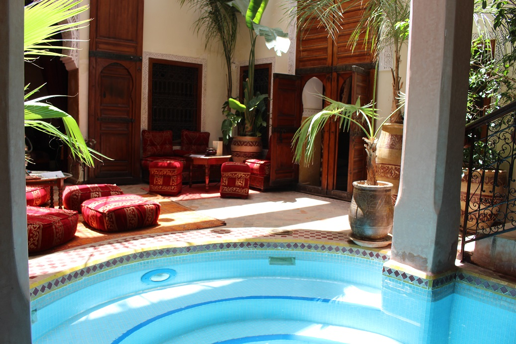 amazing boutique riad guesthouse for sale marrakech