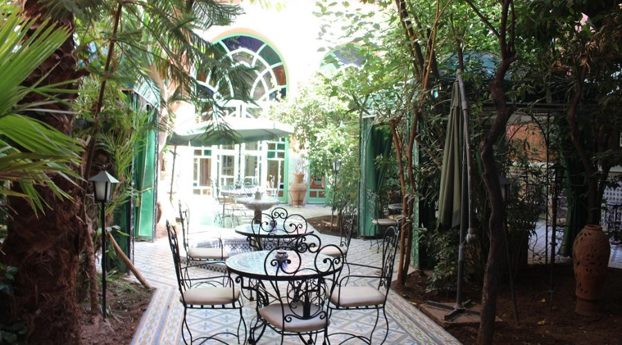 In The Same Street As The World Famous El Fenn Riad, This Historic Garden  Riad For Sale Marrakech Is New On The Market. Itu0027s Footprint Is A Massive  459m2.