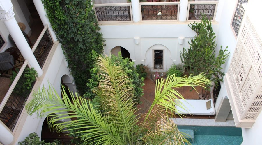 Guesthouse Riad For Sale Marrakech - Riads For Sale Marrakech - Riads A Vendre Marrakech - Buy Riad Marrakech