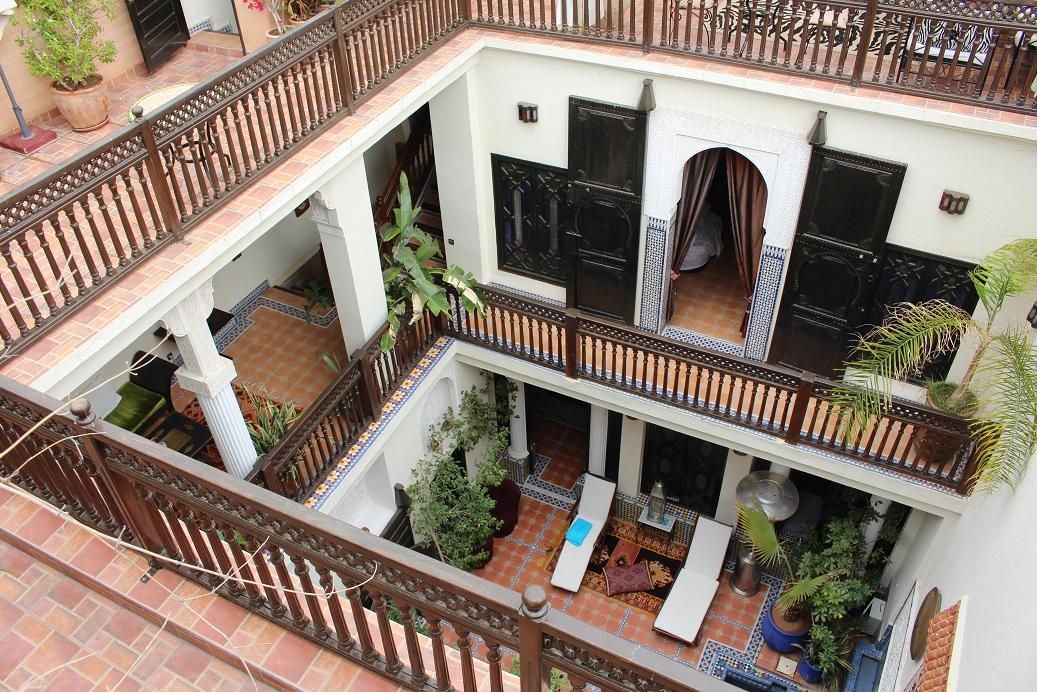 Splendid Riad Guesthouse For Sale Marrakech Medina - Riads For Sale Marrakech - Boutique HOtel For Sale Marrakech - Marrakech Real Estate - Immobilier Marrakech - Riads a Vendre Marrakech