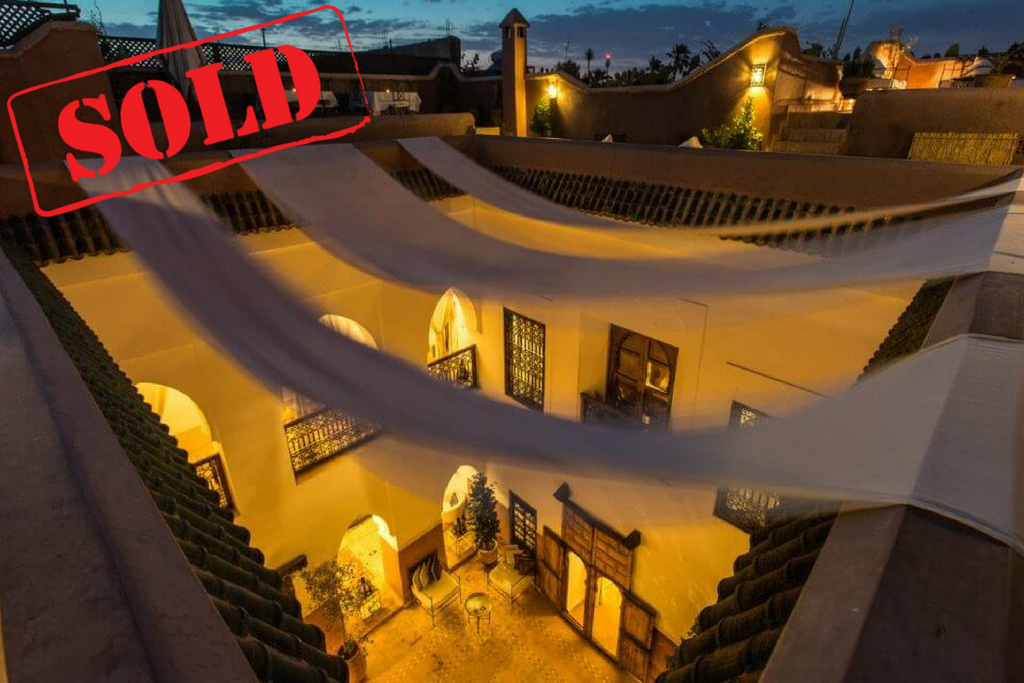 Riads For Sale Marrakech from Bosworth Property - Gorgeous Riad For Sale Marrakech - Marrakech Realty - Marrakech Real Estate - Riads a Vendre