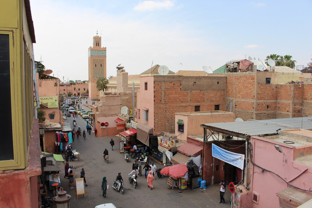 Cafe for Sale Marrakech - Riads For Sale Marrakech - Riad For Sale Marrakech - Marrakech Real Estate - Immobilier Marrakech - Riads a Vendre Marrakech