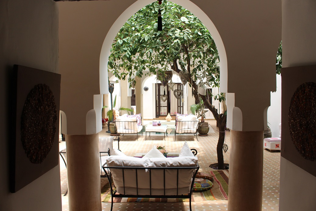 Guesthouse Riad For Sale Marrakech - Riads For Sale Marrakech - Marrakech Real Estate - Immobilier Marrakech - Riads a Vendre Marrakech