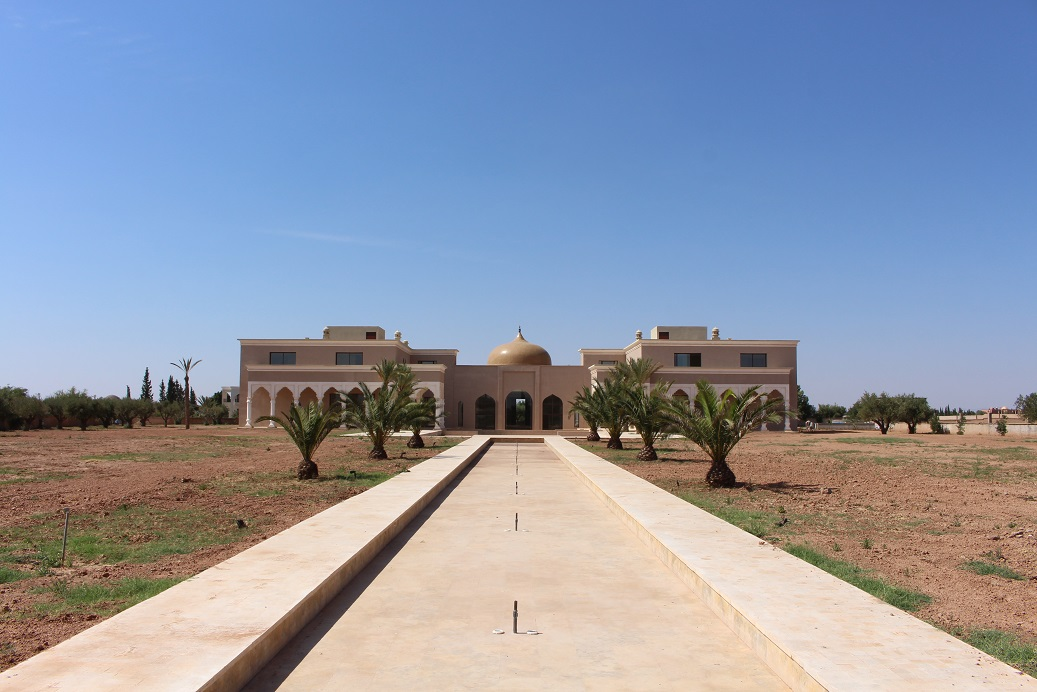 Luxury Palace For Sale Marrakech