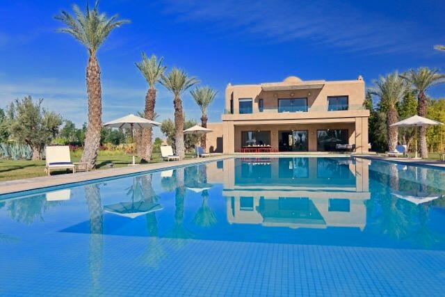Villa di lusso in vendita a Marrakech da Bosworth Property - Riad in vendita Marrakech - Marrakech Realty - Marrakech Real Estate - Immobilier Marrakech - Villa Marrakech