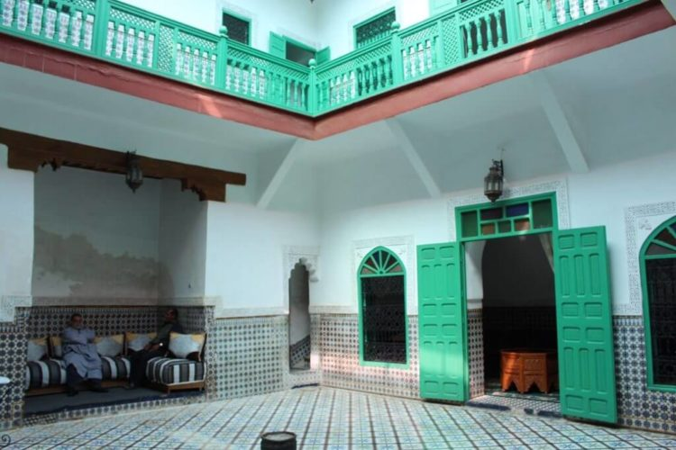 Riad To Renovate For Sale Marrakech - Riads in vendita Marrakech - Marrakech Real Estate - Marrakech Realty - Immobilier Marrakech - Riads a Vendre Marrakech