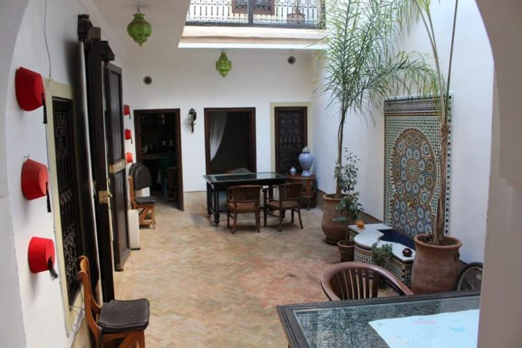 Riad chic in vendita Marrakech - Riads in vendita Marrakech - Marrakech immobiliare - Marrakech Realty - Immobilier Marrakech - Riads a Vendre Marrakech