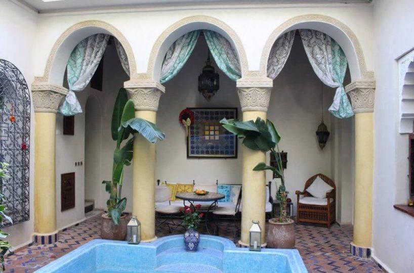 别墅房出售 - 马拉喀什 - 从 - 博斯沃思 - 房产 - 马拉喀什 - 房地产 -  IMMOBILIER  - 马拉喀什楼阁-A-VENDRE  - 马拉喀什精品里亚德出售 - 马拉喀什04  -  1024x683
