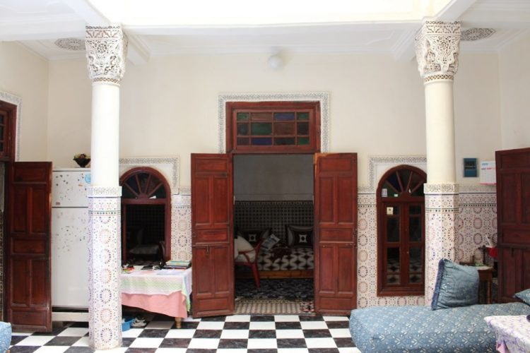 Cafe and riad for sale marrakech medina - Riad medina marrakech avec piscine ...