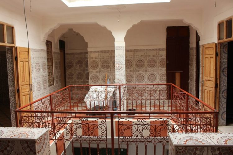 Riad-For-Sale-Marrakech-da-Bosworth-Property Riad-For-Sale-Marrakech-Riad-to-Rinnovare-Marrakech-Marrakech-real-estate-Immobilier-Marrakech-riad-A-Vendre-Marrakech-01- 1024x683