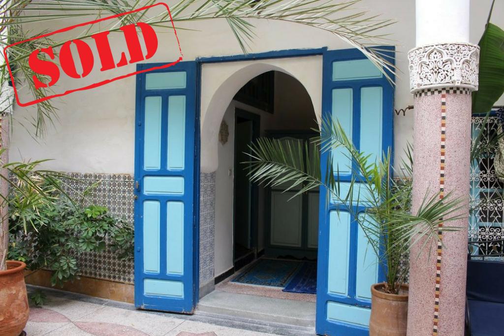 Riad ਵਿਕਰੀ ਲਈ ਵਿੱਚ Dar El Bacha Marrakech - ਵਿਕਰੀ ਲਈ ਵਿੱਚ Marrakech - ਵਿਕਰੀ ਲਈ - Riad A Vendre, ਮੈਰਾਕੇਚ -