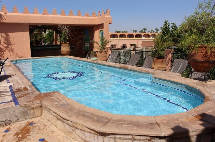 Garden Riad For Sale Marrakech - Riads For Sale Marrakech - Marrakech Realty - Marrakech Real Estate - Immobilier Marrakech - Riads a Vendre Marrakech