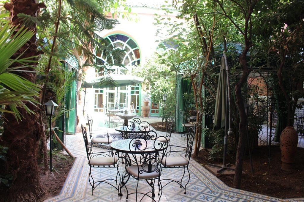 Garden Riad For Sale Marrakech - Riads For Sale Marrakech - Marrakech Realty - Marrakech Real Estate - Immobilier Marrakech - Riads a Vendre Marrakech