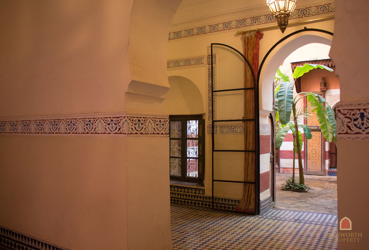 Riads For Sale Marrakech from Bosworth Property - Riads a Vendre Marrakech - Marrakesh Realty - Marrakech Real Estate - Invest Marrakech - Buy Riad Marrakech