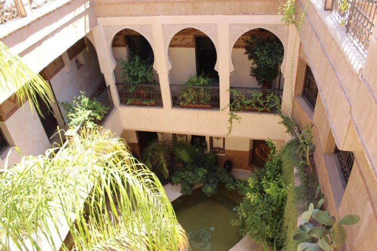 Superbe Riad Maison d'hôtes à vendre Marrakech - Riads à vendre Marrakech - Marrakech Realty - Immobilier Marrakech - Immobilier Marrakech - Riads à Vendre Marrakech