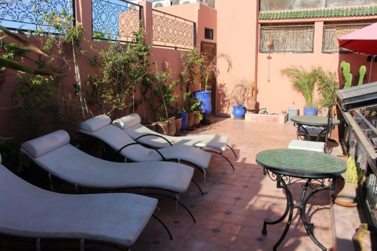 Riad Guesthouse For Sale Marrakech - Riads For Sale Marrakech - Marrakech Realty - Marrakech Real Estate - Immobilier Marrakech - Riads a Vendre Marrakech