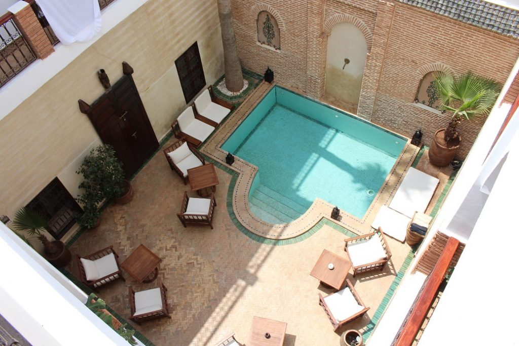 Riad Guesthouse For Sale Marrakech - Riads For Sale Marrakech - Riad For Sale - Marrakech Realty - Marrakech Real Estate - Immobilier Marrakech - Riads a Vendre Marrakech