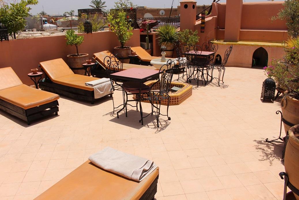 Boutique Riad Guesthouse For Sale Marrakech - Riads For Sale Marrakech - Riad For Sale - Marrakech Realty - Marrakech Real Estate - Immobilier Marrakech - Riads a Vendre