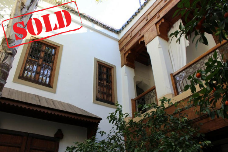 Sublime Riad For Sale Marakech - Riads For Sale Marrakech - Marrakech Realty - Marrakech Real Estate - Immobilier Marrakech - Riads a Vendre Marrakech
