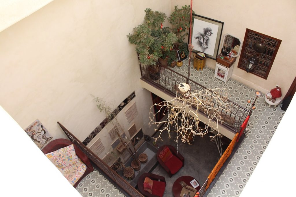 Artists Riad For Sale Marrakech - Riads For Sale Marrakech - Marrakech Realty - Marrakech Real Estate - Immobilier Marrakech - Riads a Vendre