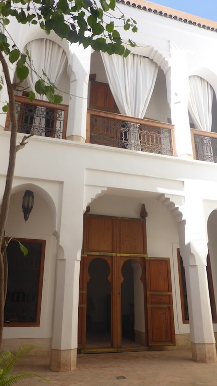 Authentic riad for sale marrakech medina - Riad medina marrakech avec piscine ...
