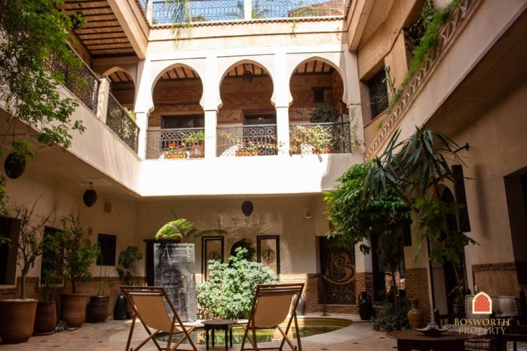 Riads in vendita Marrakech -Stunning Guesthouse Riad in vendita Marrakech - Marrakesh Realty - Marrakech Real Estate - Immobilier Marrakech - Riads a Vendre Marrakech