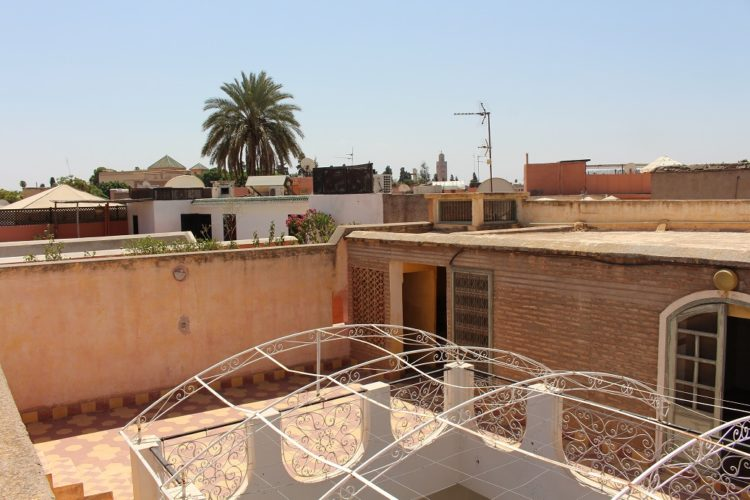 Riads For Sale Marrakech - Riad To Renovate Marrakech Dar El Bacha - Marrakech Real Estate - Marrakech Realty - Immobilier Marrakech - Riads a Vendre Marrakech - Riad a Renover Marrakech