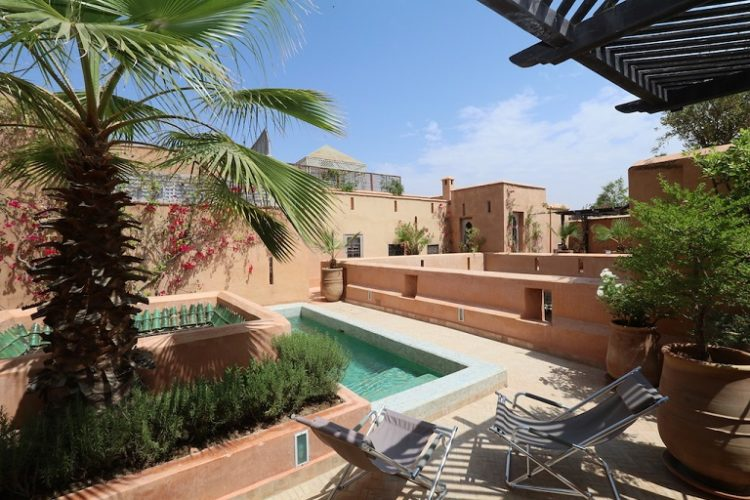 17th Century Riad For Sale Marrakech - Riads For Sale Marrakech from Bosworth Property - Marrakech Realty - Marrakech Real Estate - Immobilier Marrakech - Riads a Vendre Marrakech