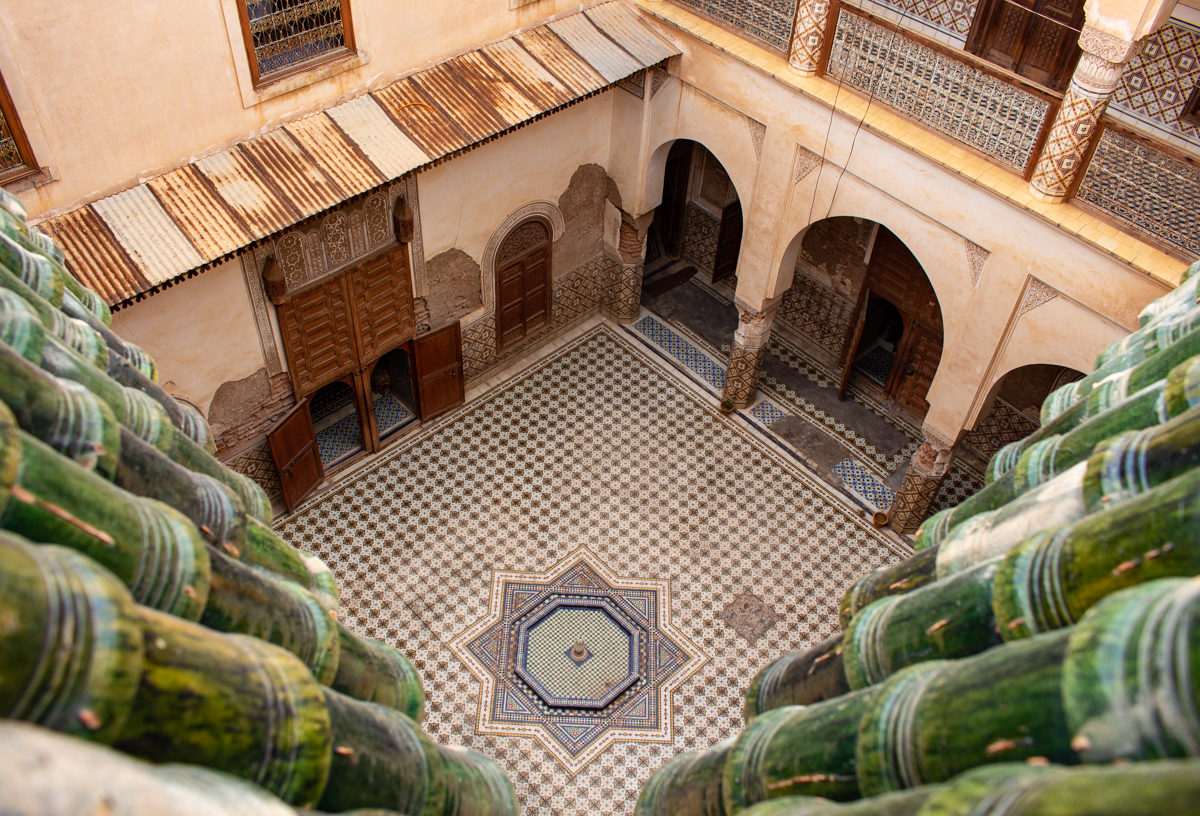 Historic Riad To Renovate Marrakech - Riads For Sale Marrakech - Riad For Sale Marrakech - Marrakesh Realty - Marrakech Real Estate - Immobilier Marrakech - Riads a Vendre Marrakech