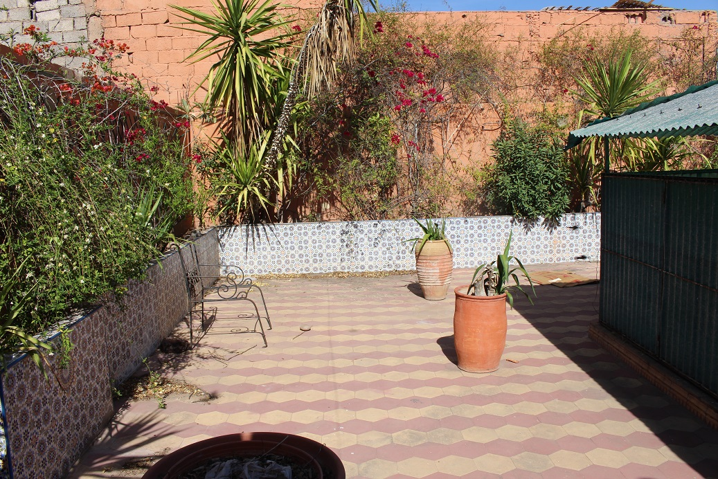 Titled Riad For Sale Marrakech - Riad To Renovate Marrakech - Riads For Sale from Bosworth Property Marrakech - Marrakesh Realty - Immobilier Marrakech - Riads a Vendre