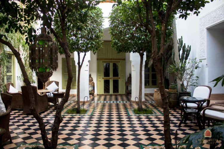 Exceptional Riad For Sale Marrakech - Riads For Sale Marrakech - Riad For Sale Marrakech - Marrakesh Realty - Marrakech Real Estate - Immobilier Marrakech - Riads a Vendre Marrakech