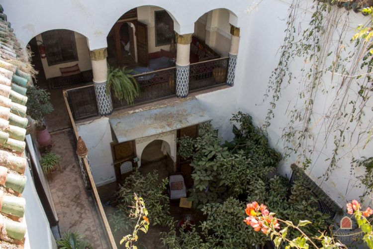 Riads For Sale Marrakech - Romantisk Riad Till Salu Marrakech - Marrakech Realty - Marrakech Fastigheter - Immobilier Marrakech - Riads A Vendre Marrakech