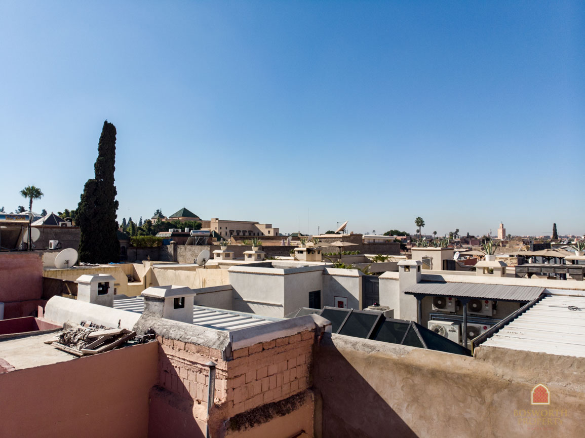 Riad To Renovate - Top Location - Riads For Sale Marrakech - Riad For Sale Marrakech - Marrakesh Realty - Marrakech Real Estate - Immobilier Marrakech - Riads a Vendre Marrakech