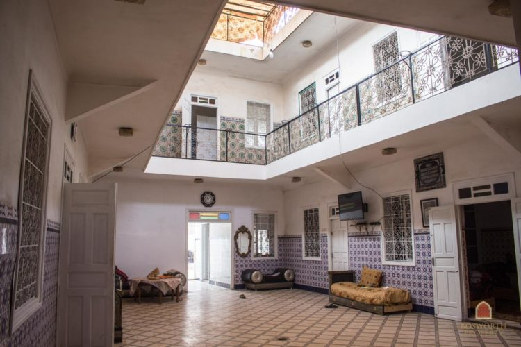 Großes Riad zum Renovieren von Marrakesch - Riads zum Verkauf Marrakesch - Riad zum Verkauf Marrakesch - Immobilien in Marrakesch - Immobilien in Marrakesch - Immobilier Marrakesch - Riads a Vendre Marrakech