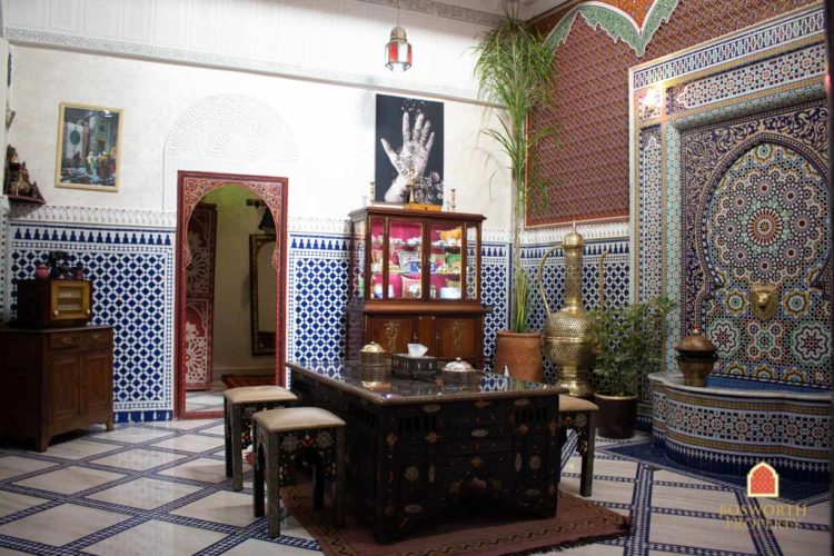 Riad und Geschäfte Combo zum Verkauf Marrakesch - Riads zum Verkauf Marrakesch - Riad zum Verkauf Marrakesch - Immobilien in Marrakesch - Immobilien in Marrakesch - Immobilier Marrakesch - Riads a Vendre Marrakech