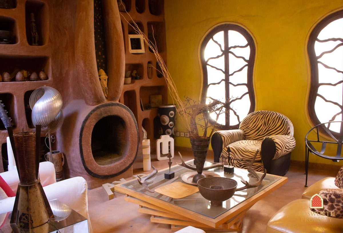Iconic Gallery Riad For Sale Marrakech - Riads For Sale Marrakech - Riad For Sale Marrakech - Marrakesh Realty - Marrakech Real Estate - Immobilier Marrakech - Riads a Vendre Marrakech