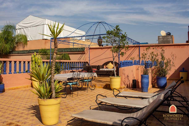 Riads For Sale Marrakech - Big Riad For Sale Marrakech - Marrakesh Realty - Marrakech Real Estate - Immobilier Marrakech - Riads a Vendre Marrakech