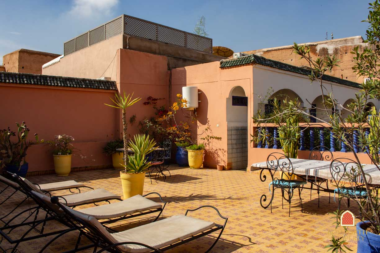 Big riad for sale marrakech bosworth property marrakech - Riad medina marrakech avec piscine ...