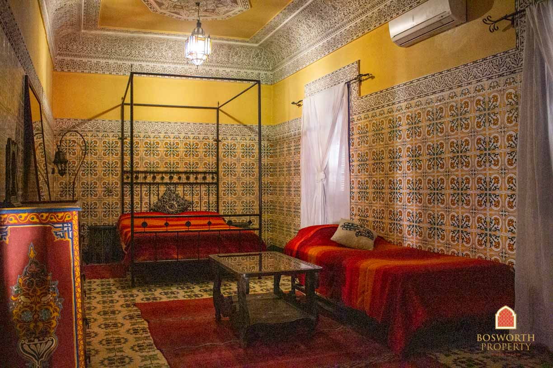 Big Riad For Sale Marrakech Bosworth Property Marrakech