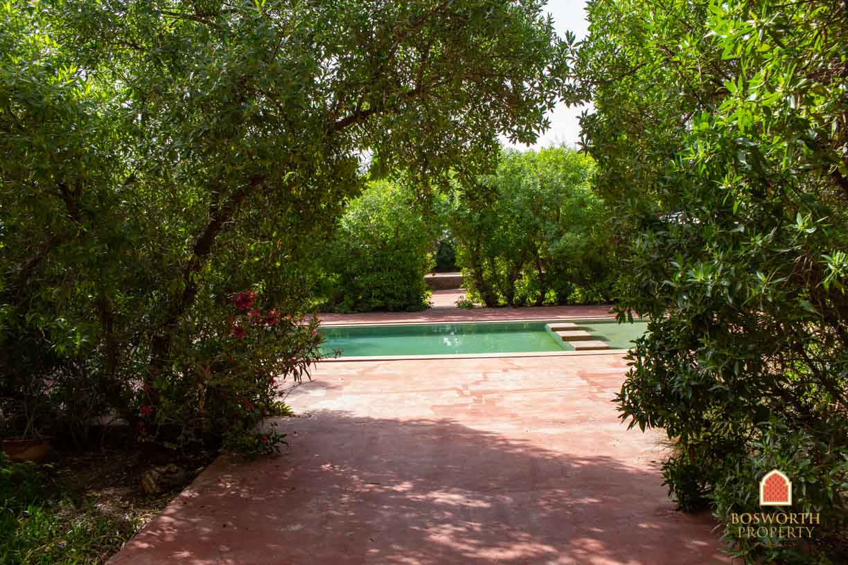 Garden Villa For Sale Marrakech - Riads For Sale Marrakech - Riad For Sale Marrakech - Marrakesh Realty - Marrakech Real Estate - Immobilier Marrakech - Riads a Vendre Marrakech