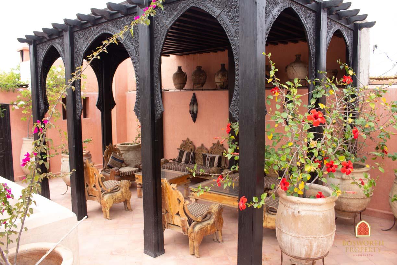 Medina Palace For Sale Marrakech - Riads For Sale Marrakech - Riad For Sale Marrakech - Marrakesh Realty - Marrakech Real Estate - Immobilier Marrakech - Riads a Vendre Marrakech