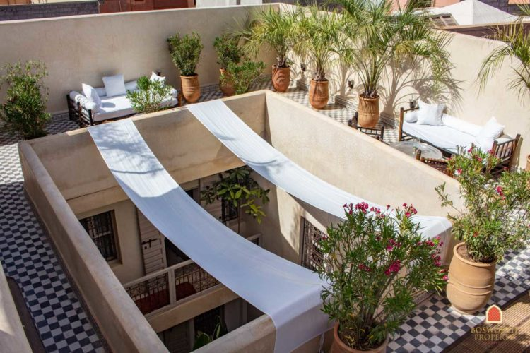 Riads For Sale Marrakech - Top Class Little Riad For Sale Marrakech - Marrakesh Realty - Marrakech Real Estate - Immobilier Marrakech - Riads a Vendre Marrakech