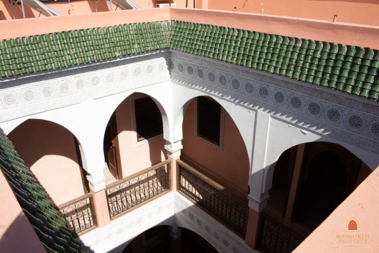 Riads For Sale Marrakech - Big Kasbah Riad For Sale Marrakech - Marrakesh Realty - Marrakech Real Estate - Immobilier Marrakech - Riads a Vendre Marrakech