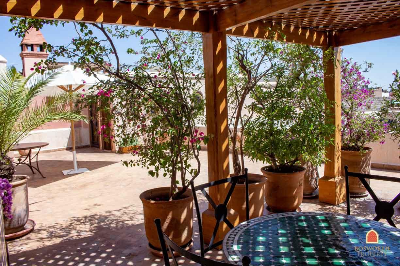 Riads For Sale Marrakech - Wonderful Private Riad For Sale Marrakech - Marrakesh Realty - Marrakech Real Estate - Immobilier Marrakech - Riads a Vendre Marrakech