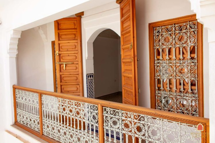 Riad in vendita Marrakech-Splendido letto 4 Riad in vendita Marrakech - Marrakesh Realty - Marrakech Immobiliare - Immobilier Marrakech - Riad a Vendre Marrakech